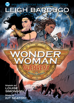 WONDER WOMAN: GUERRERA