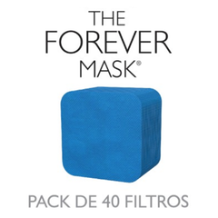 Filtros de repuesto para máscara The Forever Mask