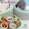 Kit Cesta de Trapillo