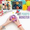 Kit Pompo Monster