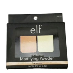 ELF MATTIFYNG POWDER | TRANSLUCENT