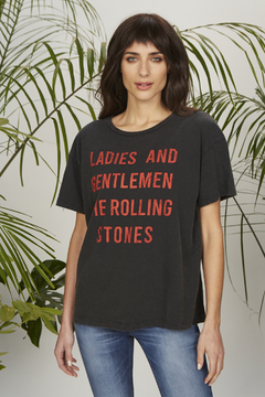 REMERA LADIES NEGRO