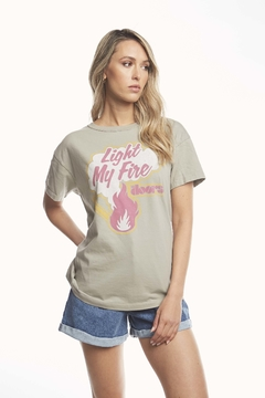 REMERA LIGHT MY FIRE