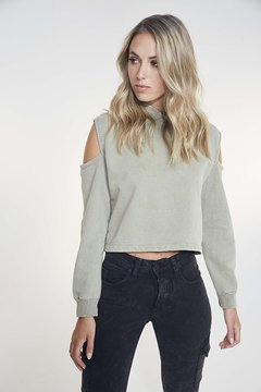 BUZO CROP SHOULDERS
