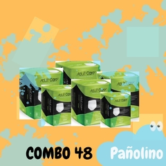 COMBO 48 ADULT CARE G X 8 UNIDADES