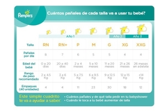 Pampers Pants Premium Care M x 34 unidades - Pañolino