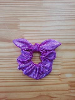 SCRUNCHIE ACQUA ROSA