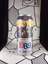 1989 German Pils - Buko - Lata 743 ml