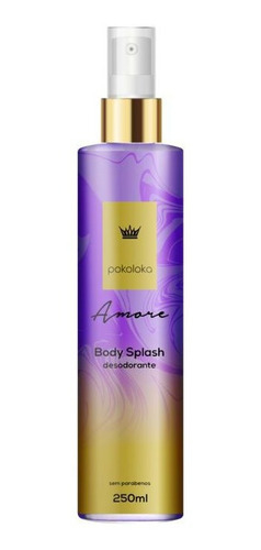 POKOLOKA BODY SPLASH AMORE 250ML