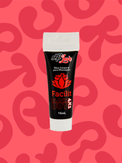 Gel Para Anal Facilit 4x1 Soft Love