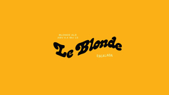 Le Blond - Blond Ale 473 ml.