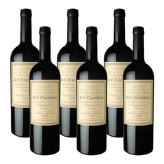 KIT 6 Vinhos DV Catena Cabernet Malbec 2018 - 750ml na internet