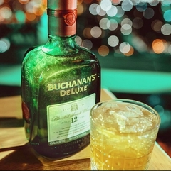 WHISKY BUCHANAN'S DELUXE 12 anos - 1L - FREE SHOP