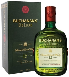 WHISKY BUCHANAN'S DELUXE 12 anos - 1L na internet