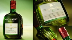 WHISKY BUCHANAN'S DELUXE 12 anos - 1L - comprar online