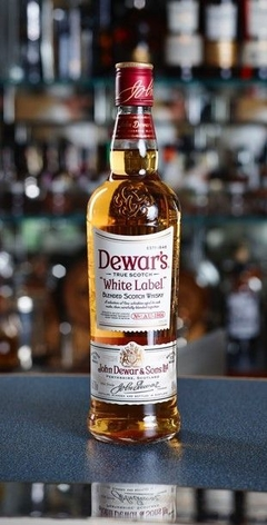 Whisky Dewar´s White Label - 750ml- Escócia