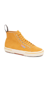 Zapatillas Suew Yellow Mustard 2243 SUPERGA