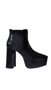 Botas Bulgaria Croco Brillo