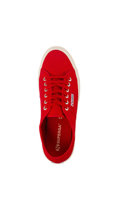Zapatillas Cotu Classic Red 2750 SUPERGA en internet
