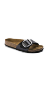 Madrid Big Buckle Black Birkenstock