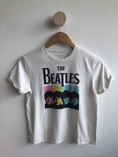 "Camiseta Abercrombie Kids ""The Beatles"""
