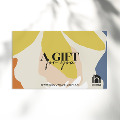 Gift Card $8000 - Decohaus