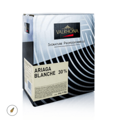Chocolate Ariaga Blanco 30 % Valrhona