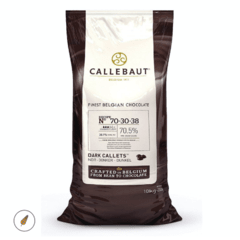Chocolate Dark Callebaut al 70.5% - Casa Elvira