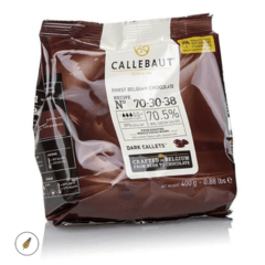 Chocolate Dark Callebaut al 70.5%