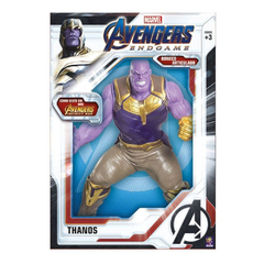 BONECO THANOS GIGANTE END GAME 48CM - MIMO na internet