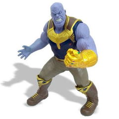 BONECO THANOS GIGANTE END GAME 48CM - MIMO