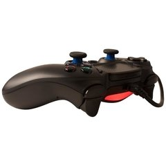 Joystick Gamepad Cableado Led Dualshock Ps4 Ps3 Pc Original Noga NG-4200X en internet