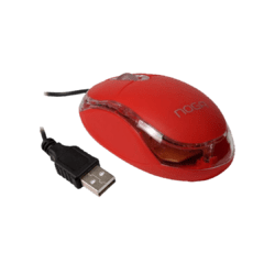 Mini Mouse Optico Usb 800dpi NG-611 Pc Notebook Noga - COMPULAND / Importador directo Noganet