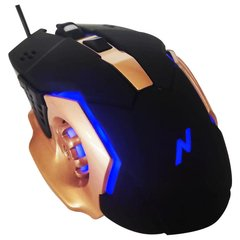 Combo Gamer Mouse y Pad Stormer ST-800 2400dpi Noga Pc Ps4 - tienda online
