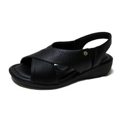 Sandalia Piccadilly negro relax Mod. 416084-4