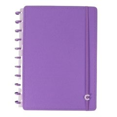 CADERNO ALL PURPLE - GRANDE - CADERNO INTELIGENTE