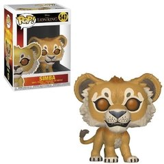 547 - SIMBA - THE LION KING - DISNEY - FUNKO POP