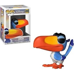 499 - ZAZU - DISNEY THE LION KING - FUNKO POP