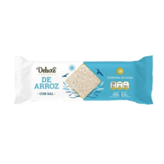 Galleta de Arroz c/ Sal - Deluxe