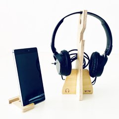 Pack DUO: Soporte Notebook + Soporte Auricular + Soporte Celular - THIS IS WOW