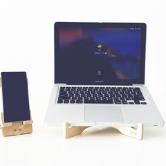 Pack OFFICE: Soporte Notebook + Soporte Celular LIVE - THIS IS WOW