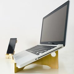 Pack OFFICE: Soporte Notebook + Soporte Celular LIVE