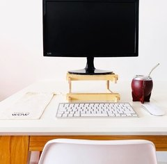 Stand DESK, Soporte para Notebook o Monitor - THIS IS WOW