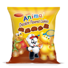 Biscoito De Chocolate Santa Edwiges Animal 100g