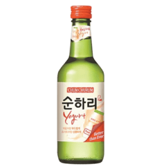 Soju Chum Churum 360ml 12% | Bebida Coreana Yogurt Lotte