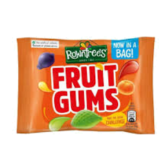 Rowntrees® Fruit Gums - Gomas De Frutas 43,5g