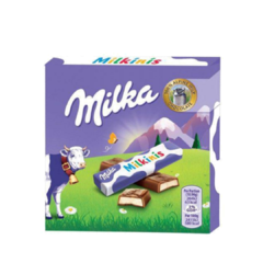 6 Caixa De Chocolate Milka-milkinis Sticks Tabletes 43,75g - comprar online