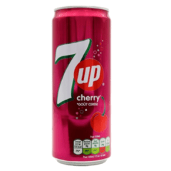 Refrigerante 7up Cherry - Cereja Seven Up Importado 12 latas - comprar online
