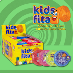 Chiclete Kids Fita  Kids Zone 60 Cm BLUEBERRY - comprar online