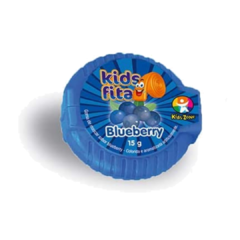 Chiclete Kids Fita  Kids Zone 60 Cm BLUEBERRY